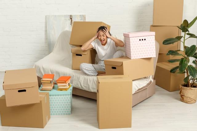引越しの不用品処分はどうすればいい?5つの方法を解説