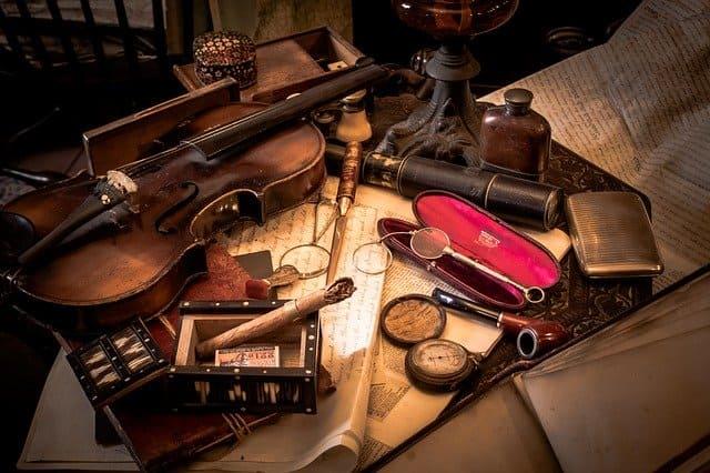 古物道具の買取について